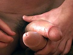Two studs enjoying their cocks in blow and anal action here