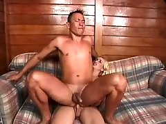 Depraved shemale gets deep massage in hot tranny sex videos