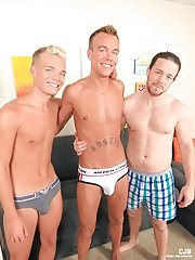 Nick Decker::Jay Thomas::Ryan Ashland - in Gay Porn Photos