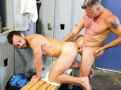 A Locker Room Affair